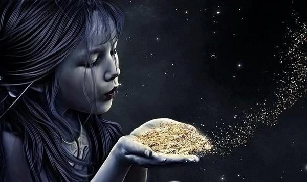 la marchande de poussières magique
