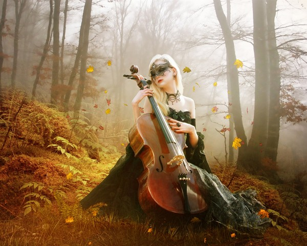 femme et musique