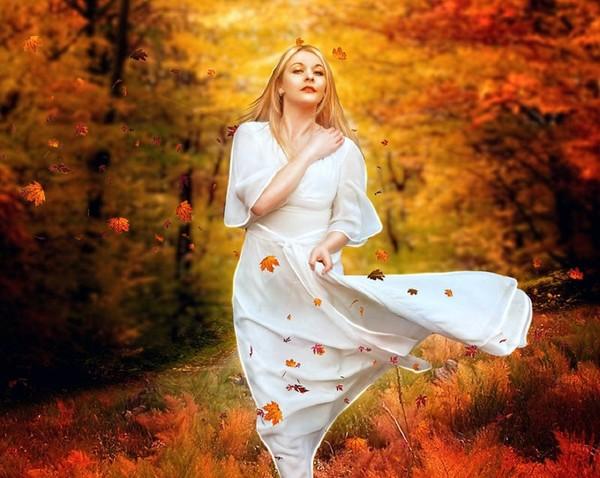 automne dans la douceur