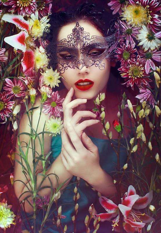 beauté fleurie