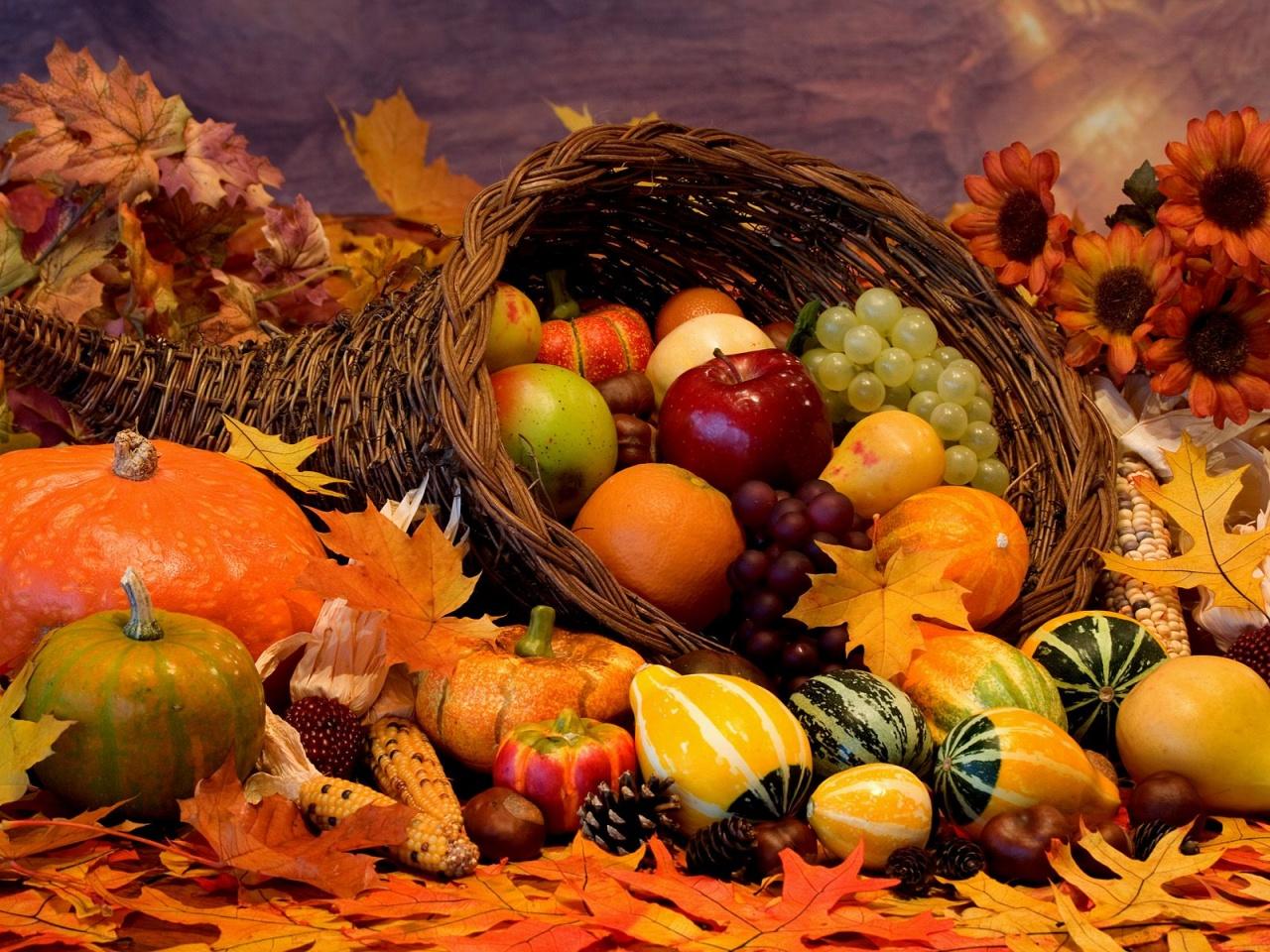 fruits d' automne